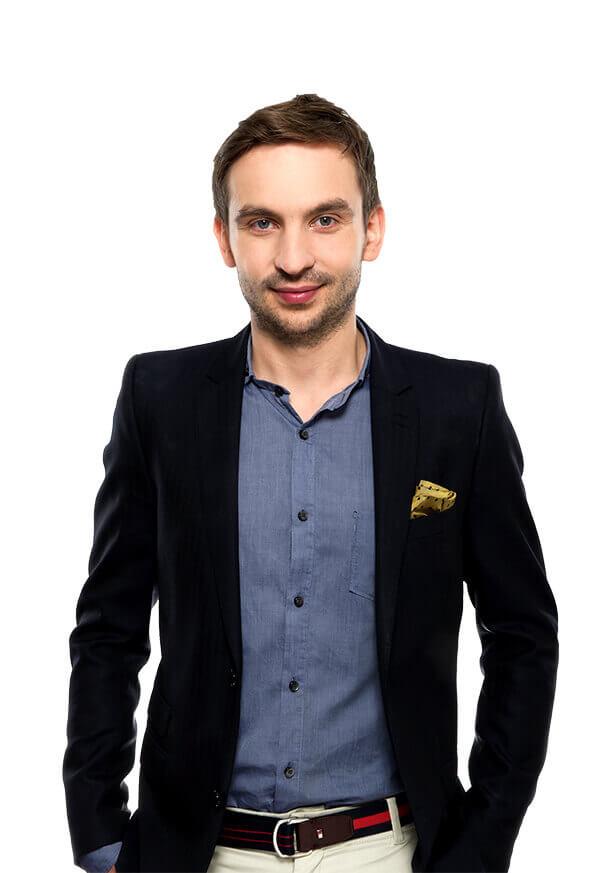 Kuba Koziej - CEO & Co-Founder