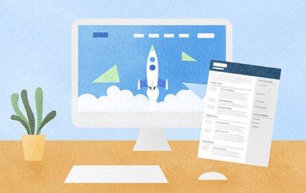 Pobierz gotowe CV w PDF i aplikuj