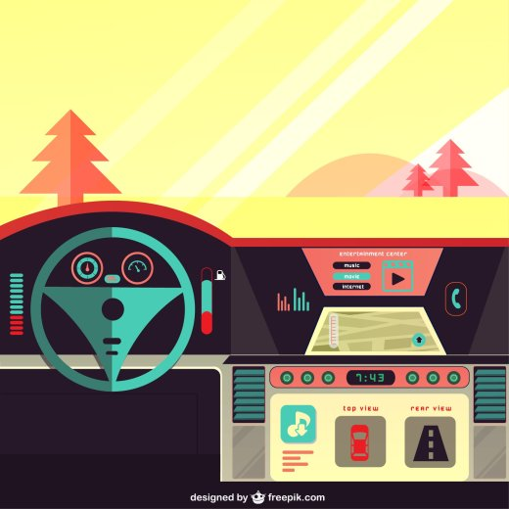CV i list motywacyjny kierowca - wzór i przykłady (+7 porad jak napisać)