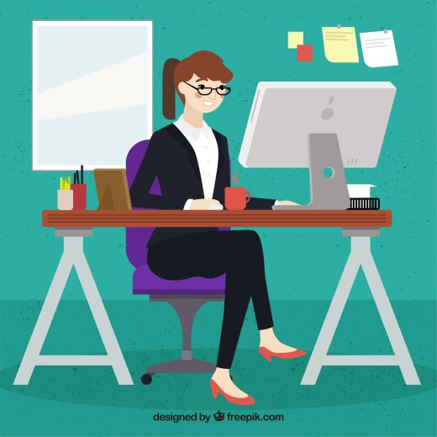 CV i list motywacyjny sekretarki - 7 rad jak napisać (Wzór + Przykłady)