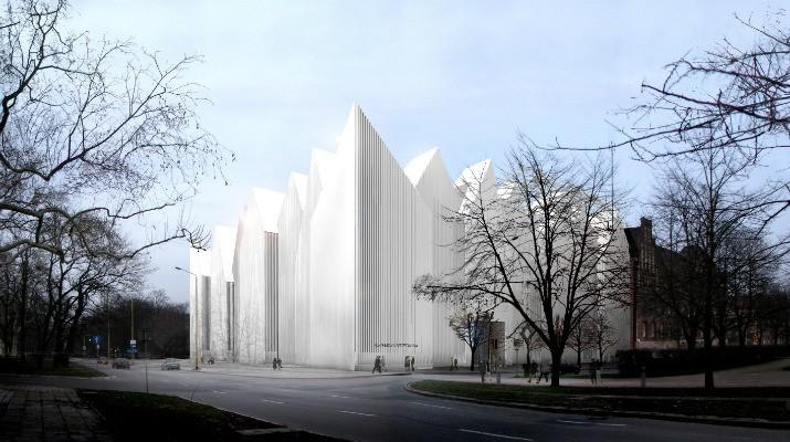 portfolio architektura