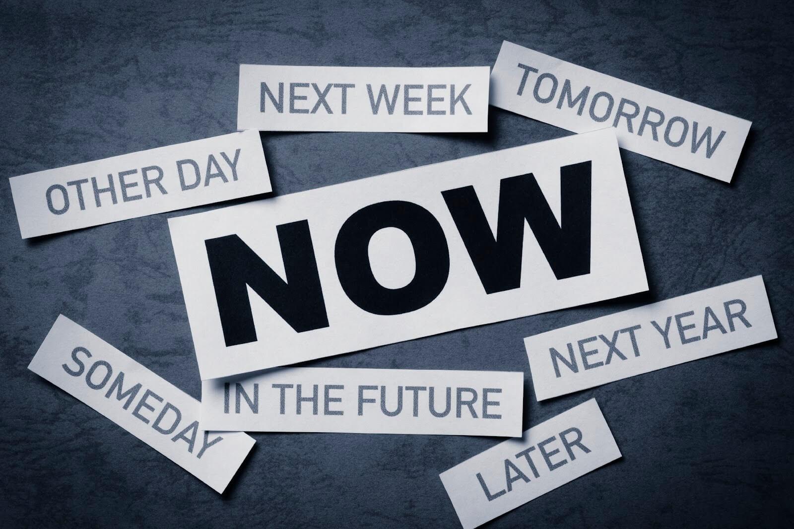 Prokrastynacja - co to jest, jak z nią walczyć i znaleźć pracę (3 porady)