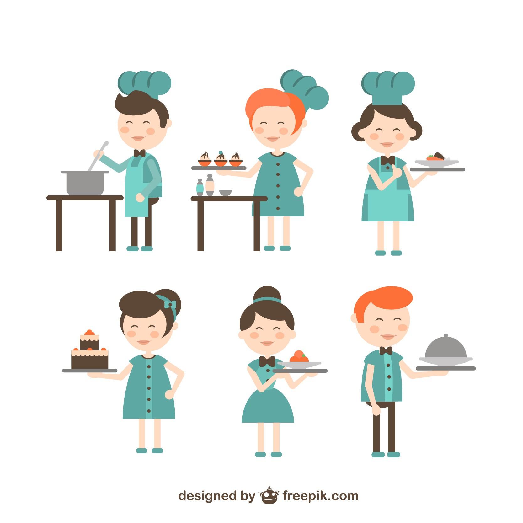CV i list motywacyjny kelnera/kelnerki - 7 przykładów jak pisać (+ Wzór)
