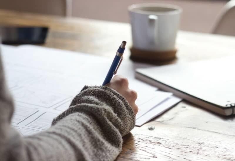 Podanie o pracę: sprzątaczka (+ CV i list motywacyjny) - Wzór