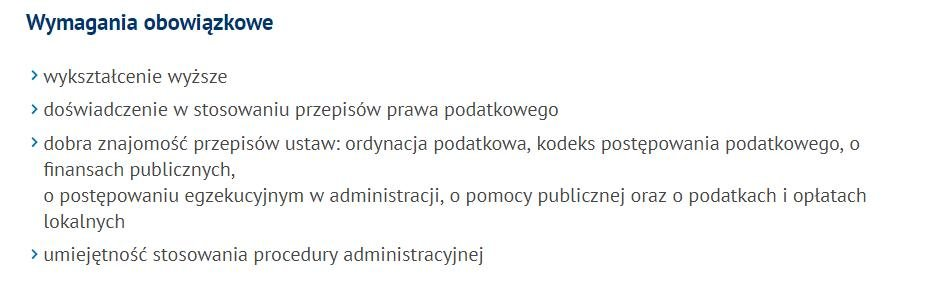 list motywacyjny do urzędu miasta