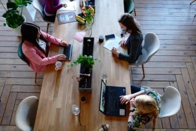 Open space - co to za rodzaj biura? Wady i zalety open space