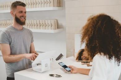 Podanie o pracę sprzedawca - wzór (np. dla kasjera w sklepie)