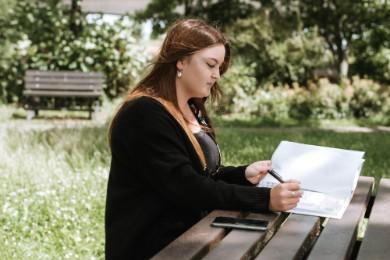 Rozwiązanie umowy o pracę za wypowiedzeniem przez pracownika - wzór